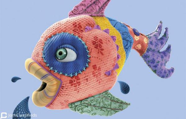 Arowana Fishes Sales