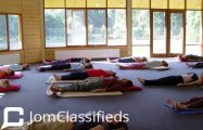 Yoga classes for fitness