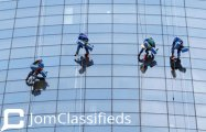 Window Cleaning in Services
